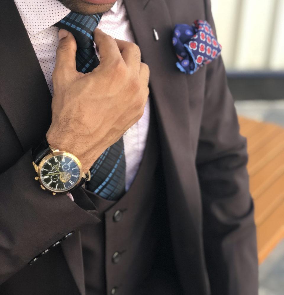 montre luxe