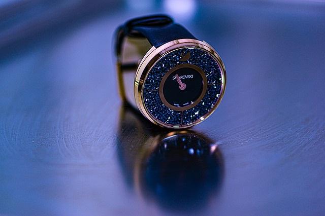 montres en cristal